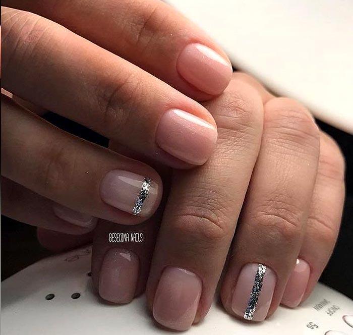 Красивый маникюр на короткие ногти: идеи (ФОТО)