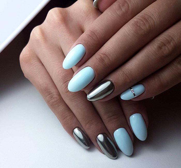 Маникюр на длинные ногти: идеи дизайна (фото)