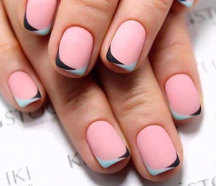 Как сделать лунки на ногтях видео фото 585
