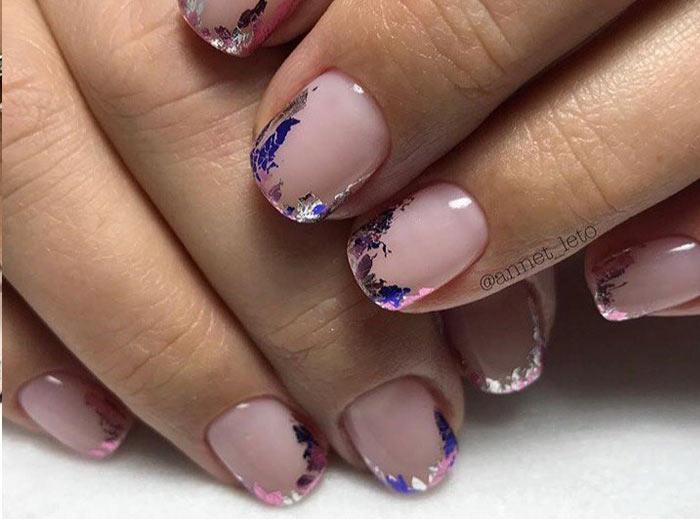 Модный дизайн ногтей зимы-2021