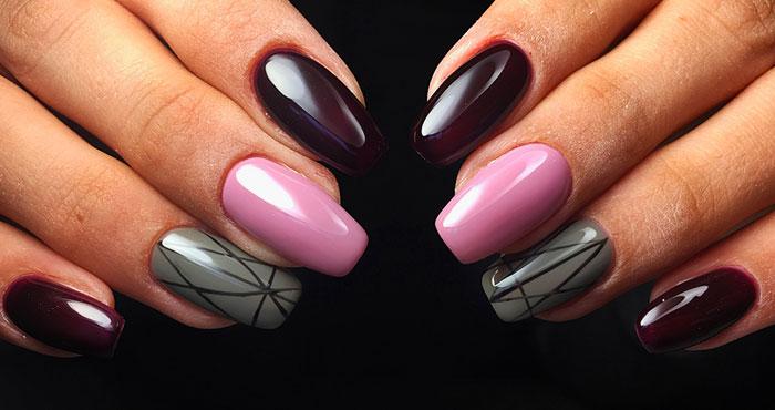 Снять нарощенные ногти дома